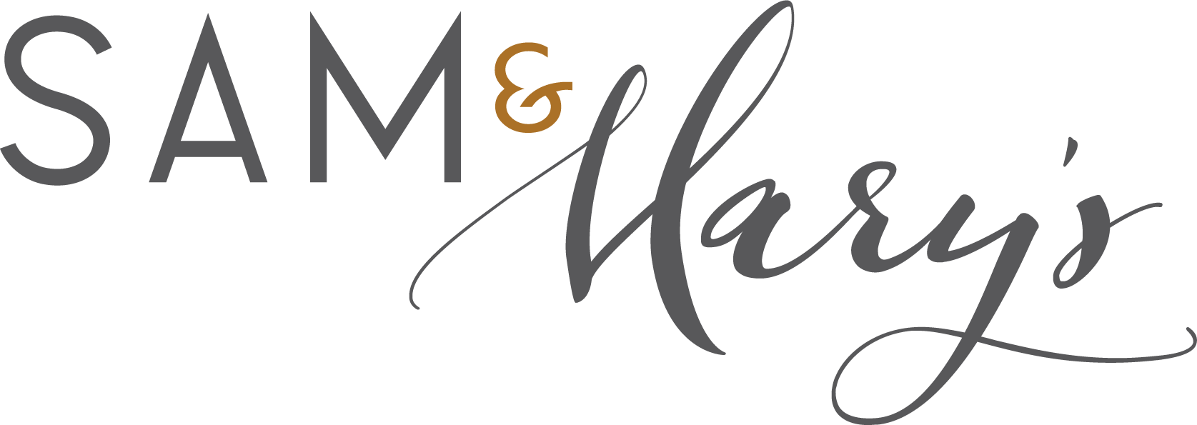 Sam and Mary's Restaurant logo