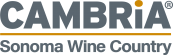Cambria Sonoma Wine Country Logo